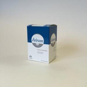 Арбум (Arbum), капсулы, лаборатория Деваль, 60 капсул